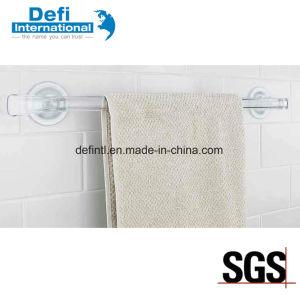 Suction Cup Horizontal Bar Towel Rack pictures & photos