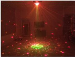Christmas Disco LED Effect Laser Light pictures & photos