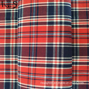 100% Cotton Poplin Y/D Fabric for Clothing Shirts/Dress Rlsc40-22 pictures & photos