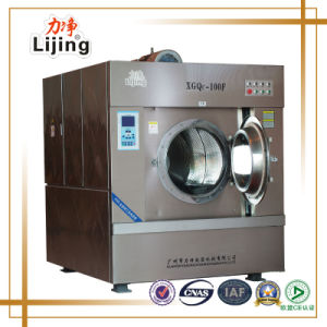 CE Approved Fully Automatic Stainless Steel Hotel Washing Machine (XGQ-30F) pictures & photos