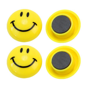 Funny Smiley Face Style Fridge Magnet for Children′s Gifts (SMILEY-249) pictures & photos