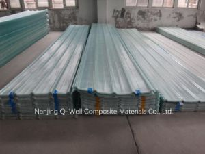 FRP Panel Corrugated Fiberglass/Fiber Glass Roofing Panels 171004 pictures & photos