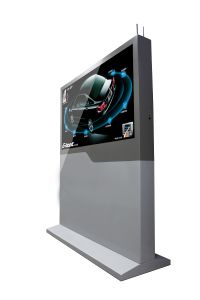Touch Kiosk-Digital Signage-55inch Interactive Kiosk