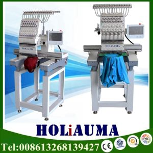 Custom Machine Embroidery, One Head Embroidery Machine with Children′s Embroidery Designs pictures & photos