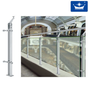 Glass Stainless Steel Baluster pictures & photos