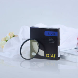 Brand Giai Customized Large Size Mounted UV Filters for Camera pictures & photos
