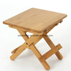 Child Nanzhu Stool Folding Stool Square Fold-Down Fishing Stool Wash The Footstool for Children to Learn Stool (M-X3835) pictures & photos
