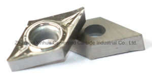 Manufacturing Carbide Aluminium Turning Inserts Dcgt pictures & photos