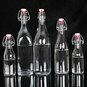 350ml 500ml Hot Sale Fruit Juice Glass Bottles for Beverage Drinking pictures & photos