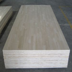 Household Pine Wood Finger Joint Board pictures & photos