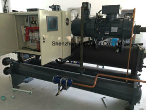 220kw Water to Water Cooling Chiller in Anodizing and Electroplating pictures & photos