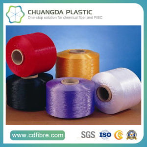 2250d Knitting Yarn Polypropylene Multifilament Yarn with High Tenacity pictures & photos