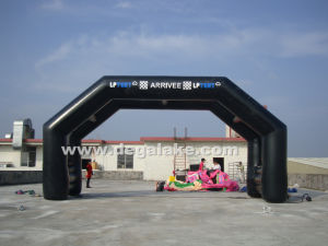 Customized Four Legs Inflatable Archway for Advertising pictures & photos