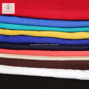 Wholesale Single Jersey Muslim Hijab Elastic Plain Cotton Fashion Scarf pictures & photos