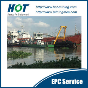 Mining Machine 10 Inch Cutter Suction Dredger pictures & photos