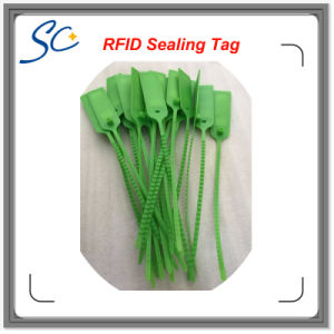 One off Nylon RFID Seal Tag for Logistics Tracking pictures & photos