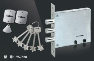 Zinc Alloy Material Door Lockbody (YS-728) pictures & photos