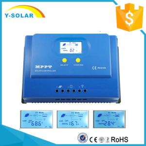 MPPT 20A-50AMP 12V/24V LCD-Backlight Solar Controller Ys-20A pictures & photos