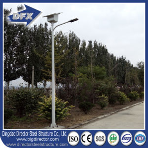 3m-12m Hot-DIP Galvanized Solar Street Light Pole pictures & photos