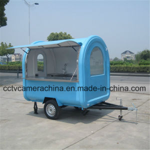 Mobile Food Truck Fast Food Carts (SHJ-MFR220B) pictures & photos