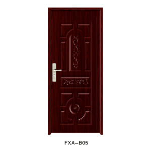 Best Sale Machines Making Steel Wooden Door (FXA-B05) pictures & photos