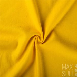 100% Wool Durable Fabric for Winter in Yellow pictures & photos