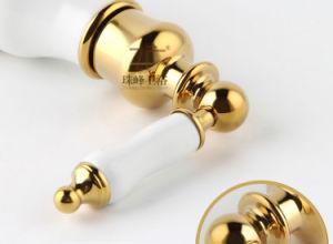 New Design Ceramic Zf-613-1 Antique Five-Hole Bath Mixer Faucet pictures & photos