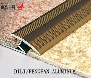 Aluminum Carpet Trim to Laminate Flooring with Rug pictures & photos