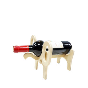 Factory Customized Wooden Wine Rack pictures & photos