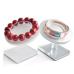 Best Seller Bracelet Display Riser, Acrylic Craft Show Display pictures & photos