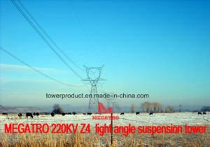 Megatro 220kv Z4  Light Angle Suspension Tower  pictures & photos