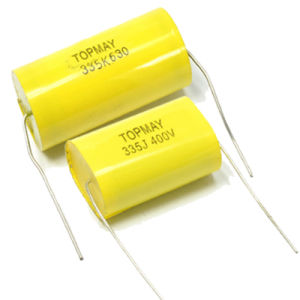 250V Axial Metallized Polypropylene Film Capacitor pictures & photos