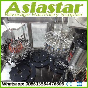 Automatic Orange Juice Rinse Filler Capper Machine for Sale pictures & photos