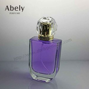 Luxury Polished Spray Glass Perfume Bottle for Unisex pictures & photos