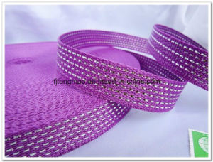 600d Fuschia PP Webbing for Bags pictures & photos