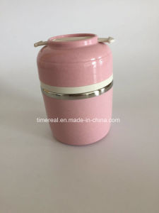 Gift Wheat-Fiber Fresh Lunch Box Nw005 pictures & photos