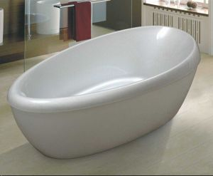 1750mm Egg Modern Hot Tub (AT-6001-1) pictures & photos