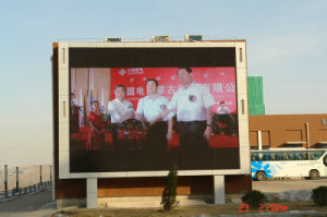 High Quality P10 Outdoor Full Color LED Display pictures & photos