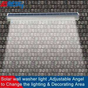 Wireless Solar Wall Washer Light Outdoor Advertising Billboard Light with Ce FCC pictures & photos