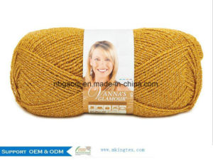 Blend Yarn Factory Hot Sales Oeko Tex Quality Soft Yarn 50% Acryl 50% Polyamide Plain Yarn for Hand Knit pictures & photos