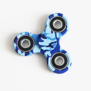 Hot Sale Hand Fidget Spinner with Colorful Pattern pictures & photos