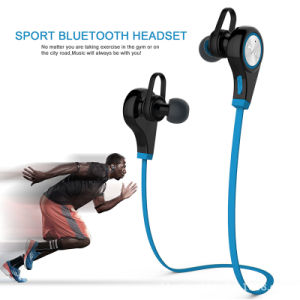 3.5mm Wireless in-Ear Running Stereo Bluetooth Headset for Sport Earphone pictures & photos