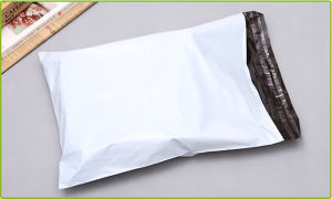 Custom LDPE White Plastic Post Shipping Bag for Delivery pictures & photos