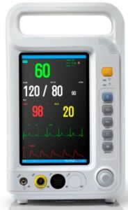 Ce/ISO Approval Multi Parameter Patient Monitor Pdj-7880 pictures & photos