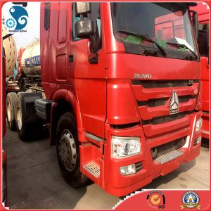 HOWO 371HP 40ton Semi Trailer Head 6X4 Tractor Truck (ZZ4257N3247C1) pictures & photos