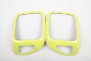 Auto Accessory ABS Material Yelllow Style Rear Lamp Cover for Renegade Model (2PCS/SET)