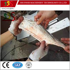 Stainless Steel 304 Fish Skinning Machine with Low Price pictures & photos