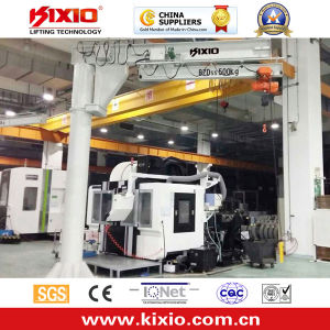 360 Degree Pillar Mounted Jib Crane pictures & photos
