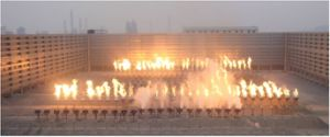 Open Ground Flare System Made in China pictures & photos