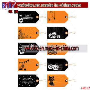 Name Tag Plastic Tag Label Tag Halloween Gift Tag (H8132) pictures & photos
